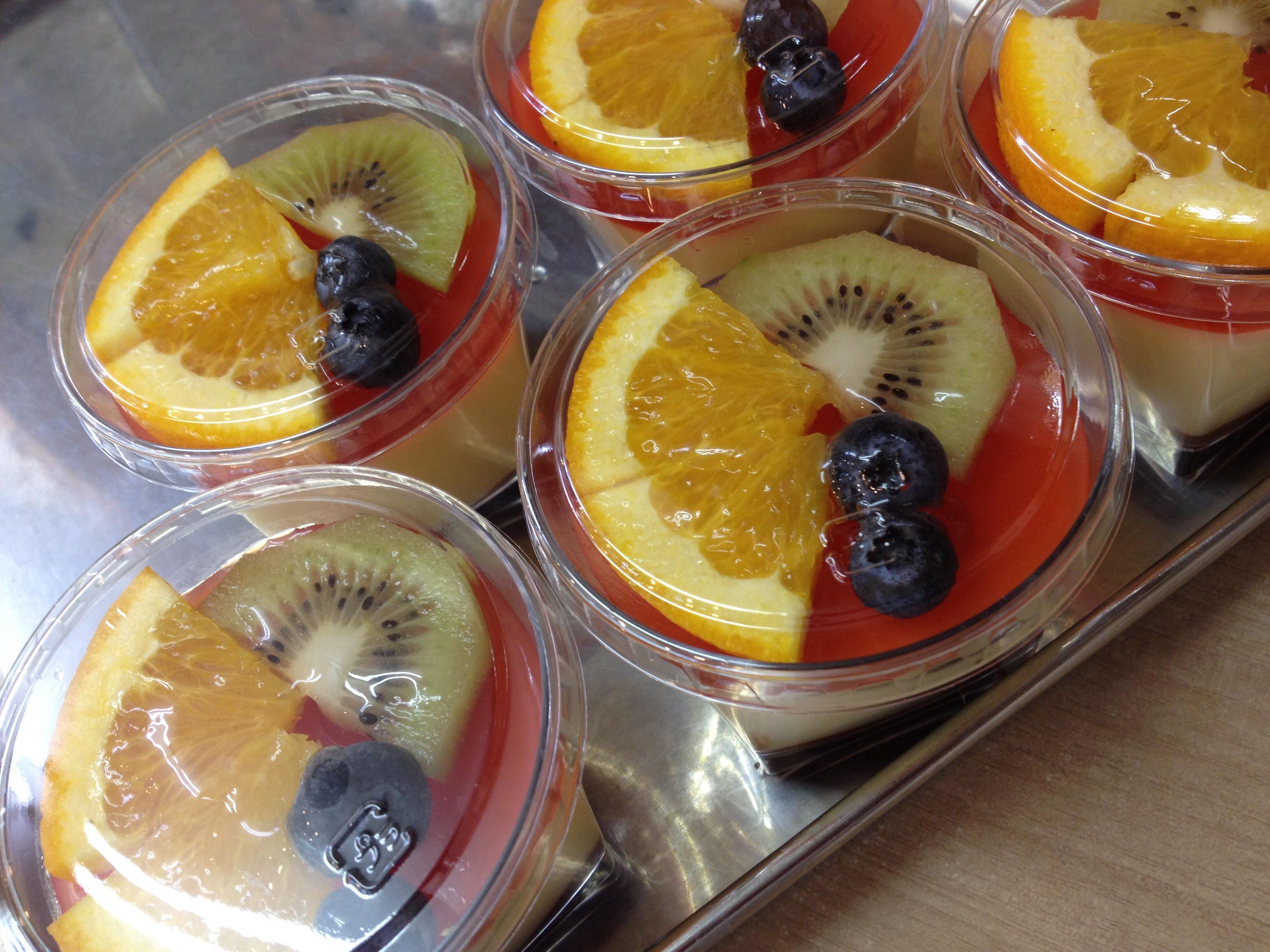 柑橘 ゆずムース